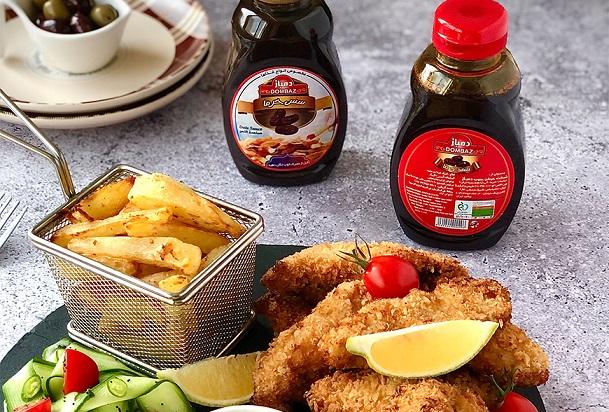 مرغ سوخاری ساده و خوش طعم